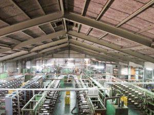 ミズホ工場内部